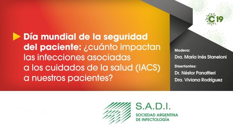 Día mundial de la seguridad del paciente: ¿cuánto impactan las infecciones asociadas a los cuidados de la salud (IACS) a nuestros pacientes?