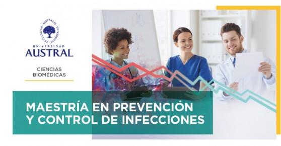 Maestría en Prevención y Control de Infecciones