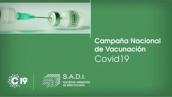 Apoyo a la Campaña de Vacunación - Seguí cuidándote