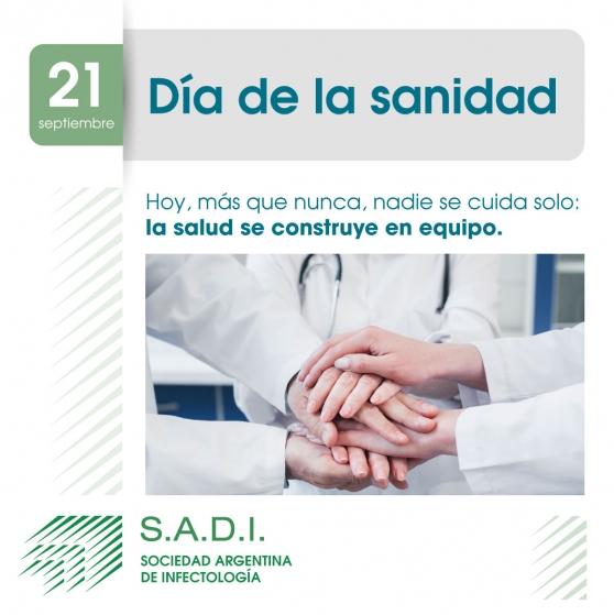 UNIDOS EN LA VERDAD - 21 de septiembre, Día de la Sanidad.