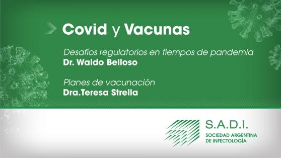 Webinar - Covid y vacunas