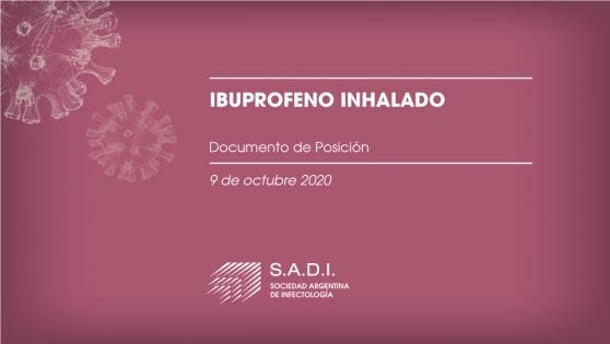 Ibuprofeno Inhalado - Documento de Posición