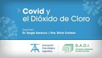 Webinar - Covid y el dióxido de cloro