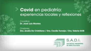 Webinar - Covid en pediatría: experiencias locales y reflexiones