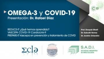 Webinar: Omega-3 y COVID-19