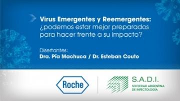Webinar: Virus emergentes y reemergentes