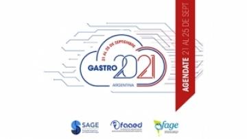 Congreso Argentino de Gastroenterología y Endoscopia Digestiva GASTRO 2021