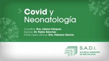 Webinar - Covid-19 y neonatología