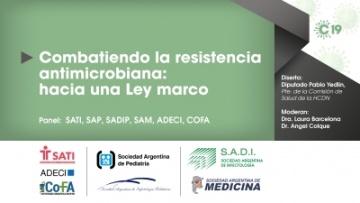 Combatiendo la resistencia antimicrobiana: Hacia una Ley marco.