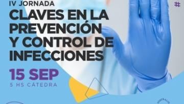 IV Jornada Claves en la Prevención y Control de Infecciones - Universidad Austral