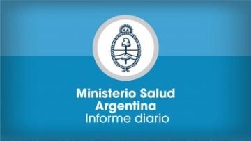 """Leé el reporte """"Coronavirus del Ministerio de Salud"""""""